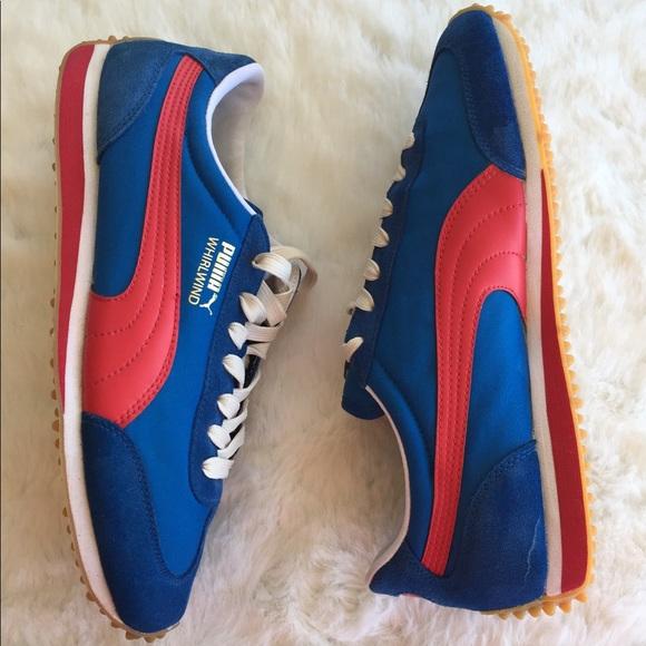 44ec9680897038 Men s Puma Whirlwind Classic Sneakers Size 10. M 5a6a2f6db7f72b39b96f597b
